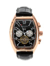 CARLO DALI Casablanca Tourbillon Gold Rose Moonphase