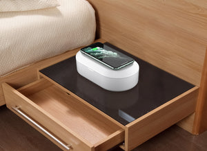 UV Mobile Phone Sterilizer Box / Wireless Charger