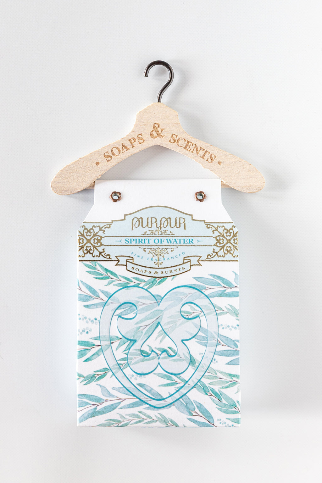 Soap Heart with Hanger Spirit of Water