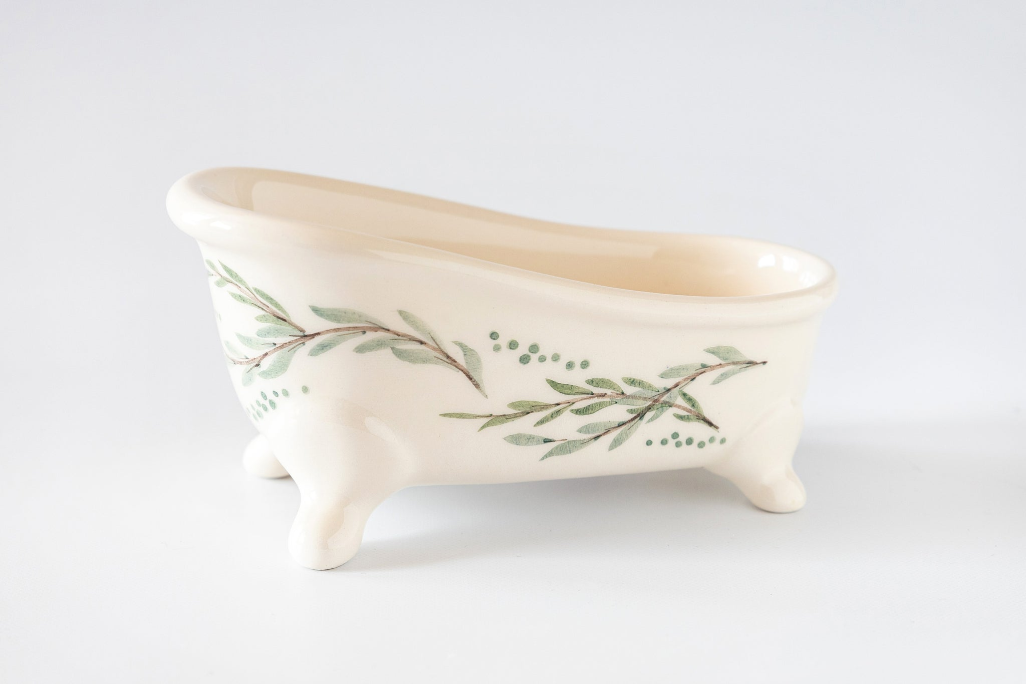 Soap Holder Bathtub Spirit of Water