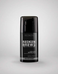 Work Hard Molding Paste by Redken Brews
