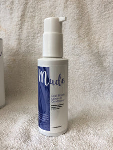 Cool Blonde Leave-in Conditioner by Mude Haircare
