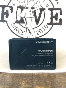 Rough. Rider by Kevin Murphy