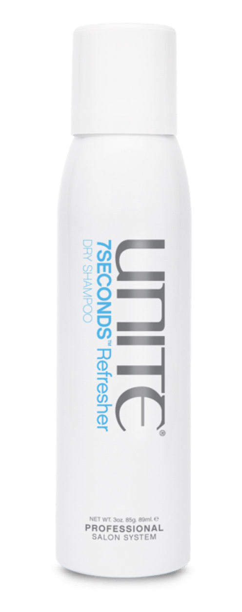 7 Seconds Refresher dry shampoo by Unite