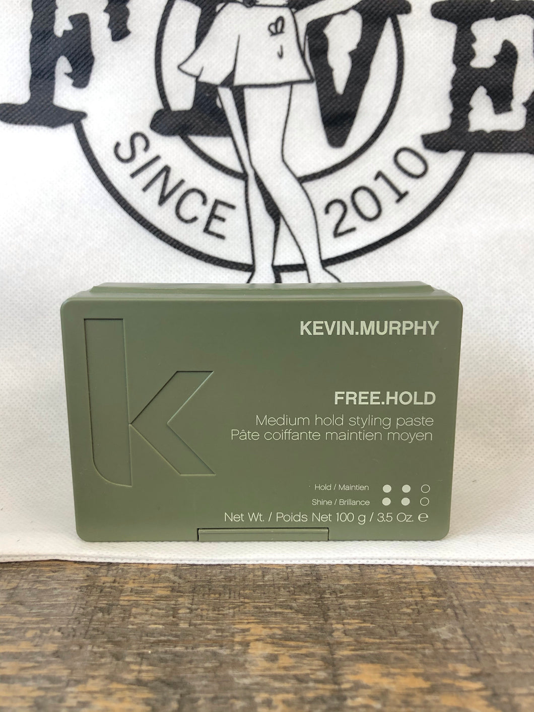 Free. Hold by Kevin Murphy