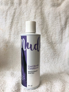 Cool Blonde Conditioner by Mude Haircare