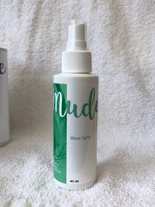 Wave Spray by Mude Haircare