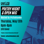 Poetry Night & Open Mic