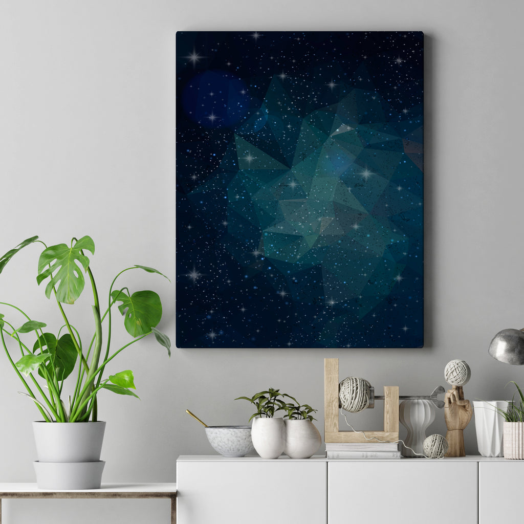 Nebula canvas fine art