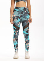 Load image into Gallery viewer, Women Camouflage Workout Fitness Sports Leggings-JustFittoo