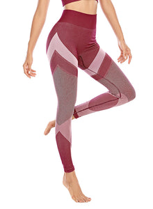 Comfy Breathable Squat-proof Sports Workout Leggings-JustFittoo