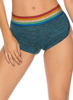 Load image into Gallery viewer, Women's Athletic Non See-through Fitness Shorts