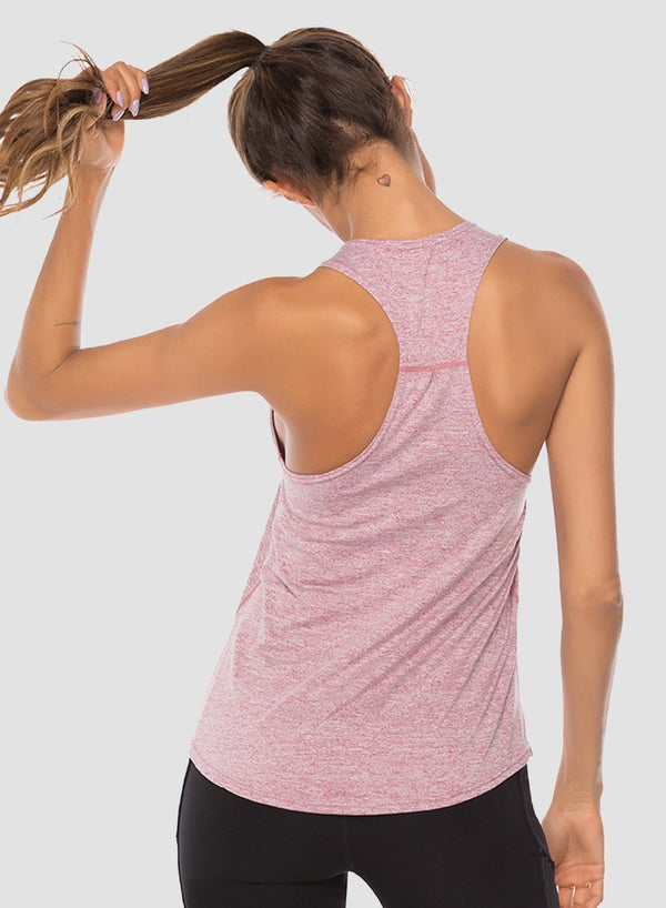 Quick Dry Sweat-wicking Comfy Top