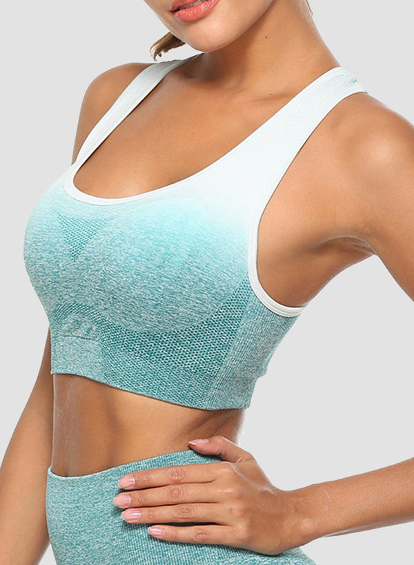 High Elastic Seamless Moisture-wicking Vest