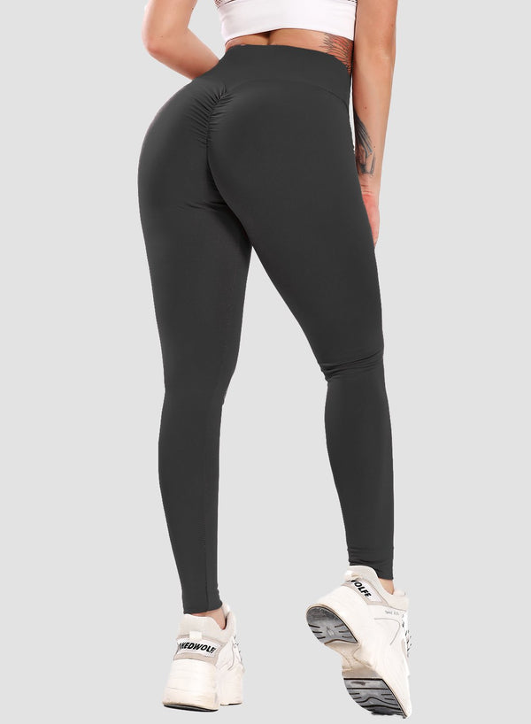 Scrunch Booty High Elastic Ultra Comfy Leggings