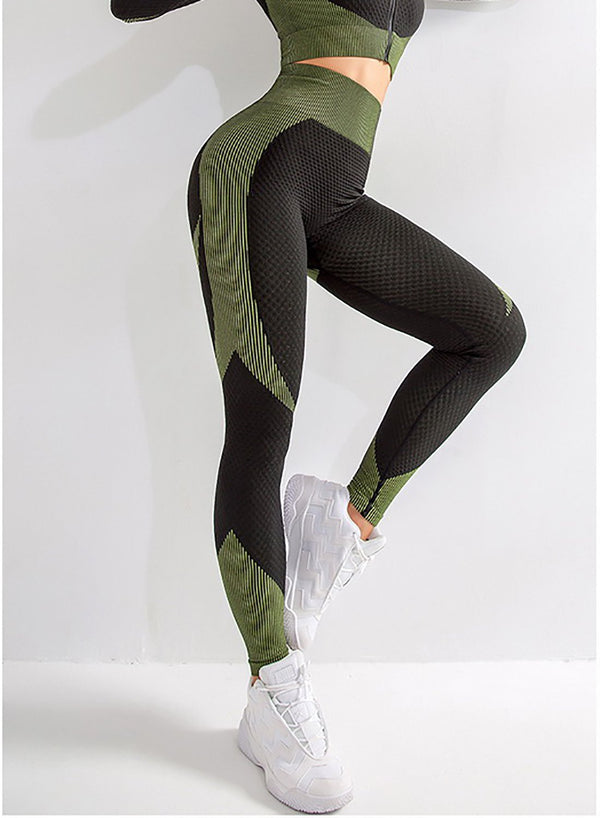 Squat-proof High Waist Women Sports Leggings-JustFittoo