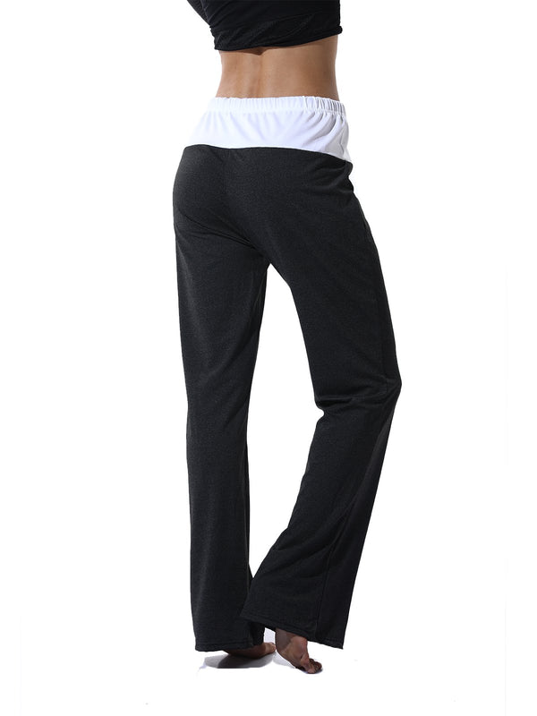 Women's High Waist Loose Yoga Pants