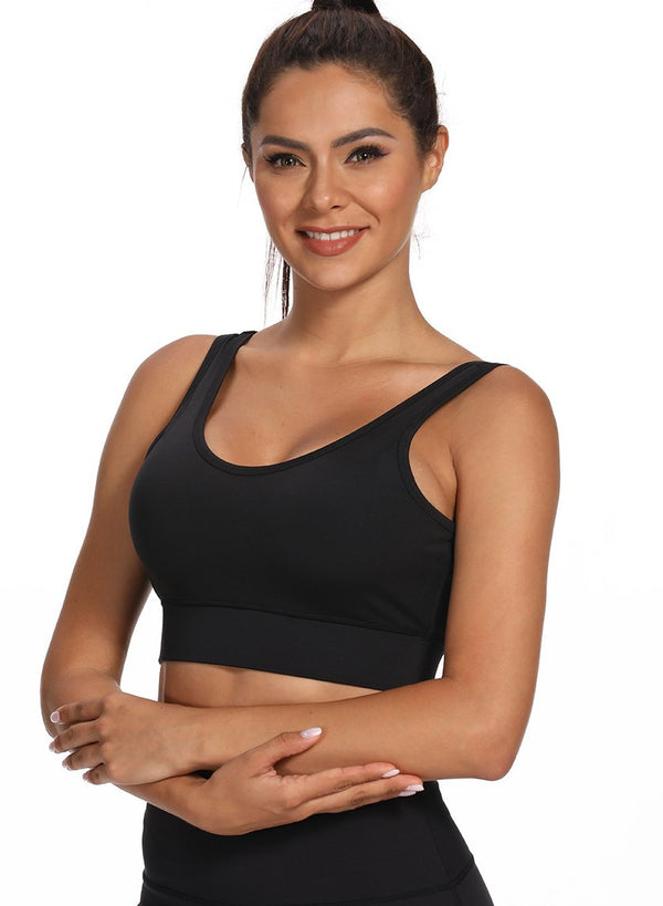 High Quality Women Running Fitness Sports Bra