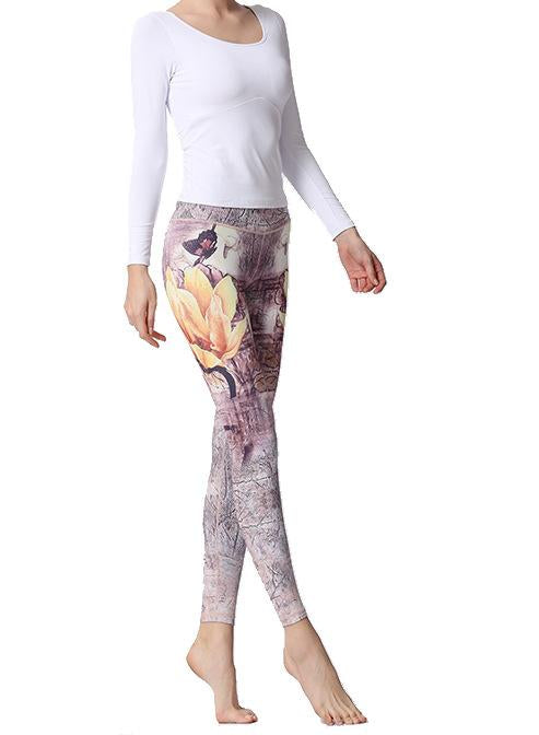 Women Soft Breathable Sports Legging