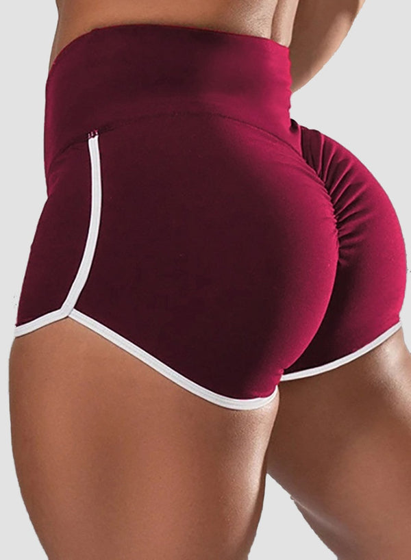 Scrunch Booty Comfy Breathable Shorts
