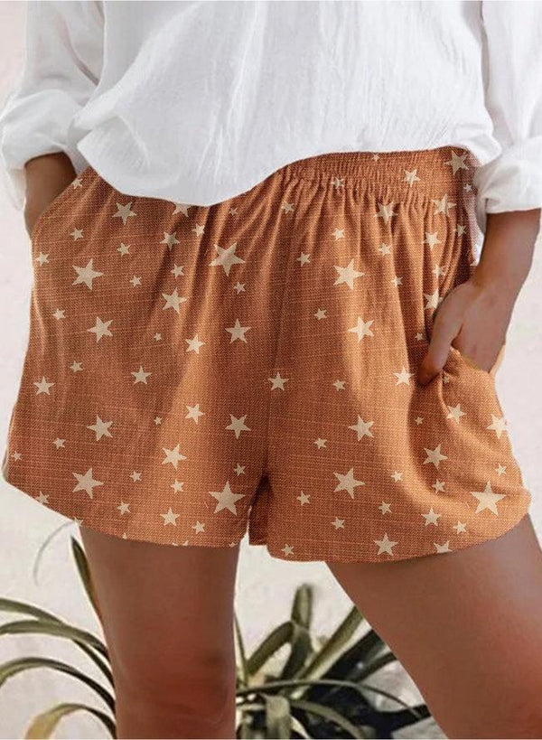 Casual Loose Comfortable Women Shorts