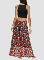 Load image into Gallery viewer, Thigh-high Slit Bohemia Culottes