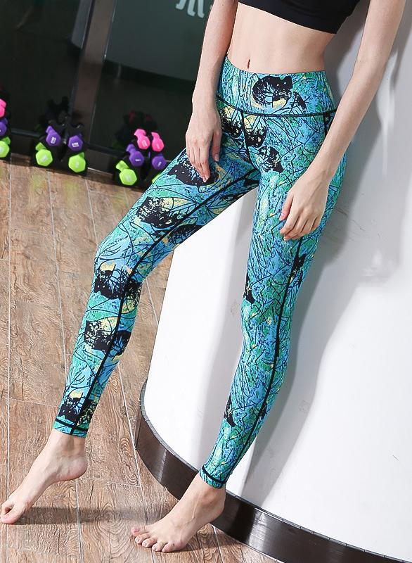 Multiple Design XL Women Sports Leggings-JustFittoo