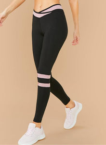 High Quality Plus Size Women Sports Running Legging-JustFittoo
