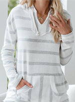 Load image into Gallery viewer, Super Comfy Women Leisure Hoodie with Short Set