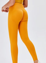 Load image into Gallery viewer, High Waist Body Shaping Running Sports Leggings-JustFittoo