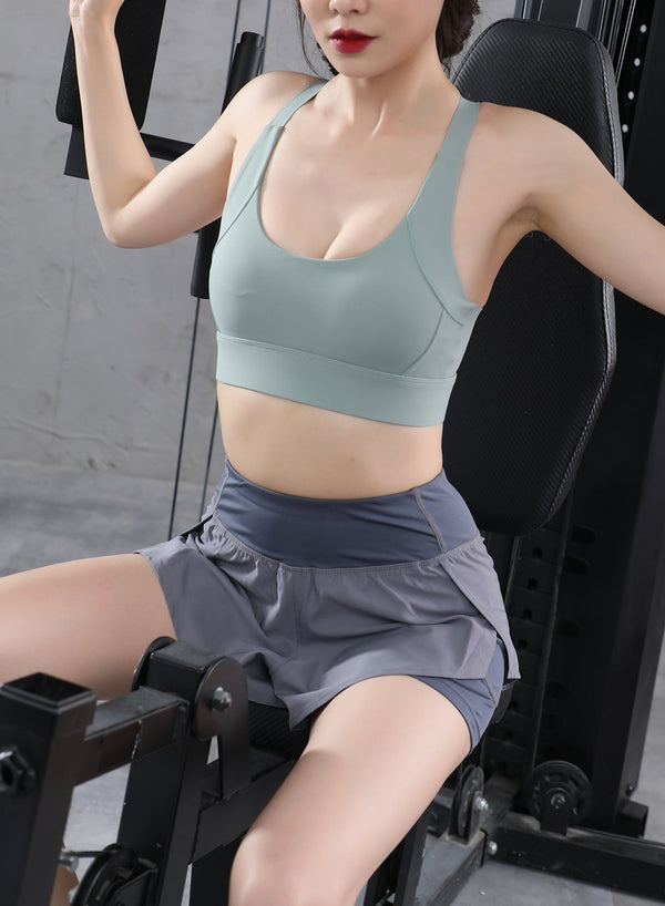 Bust Support Wireless Bra