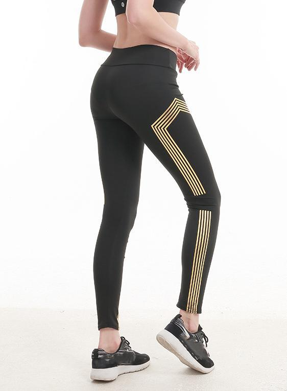 Digital Print Women Sports Fitness Leggings