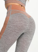 Load image into Gallery viewer, Women Comfy Contrast Color Running Sports Leggings-JustFittoo