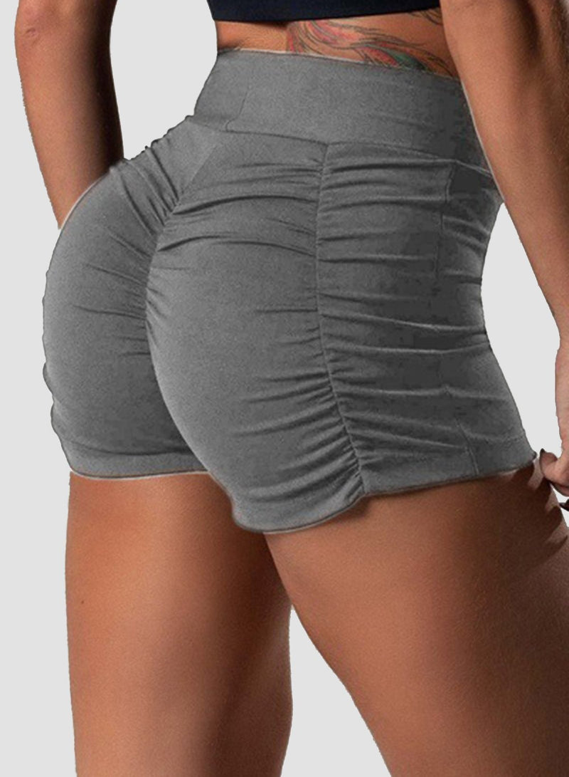 Scrunch Booty Breathable Shorts