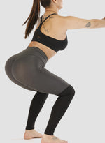 Load image into Gallery viewer, Two-tone Butt Lifting Tight Fit Leggings