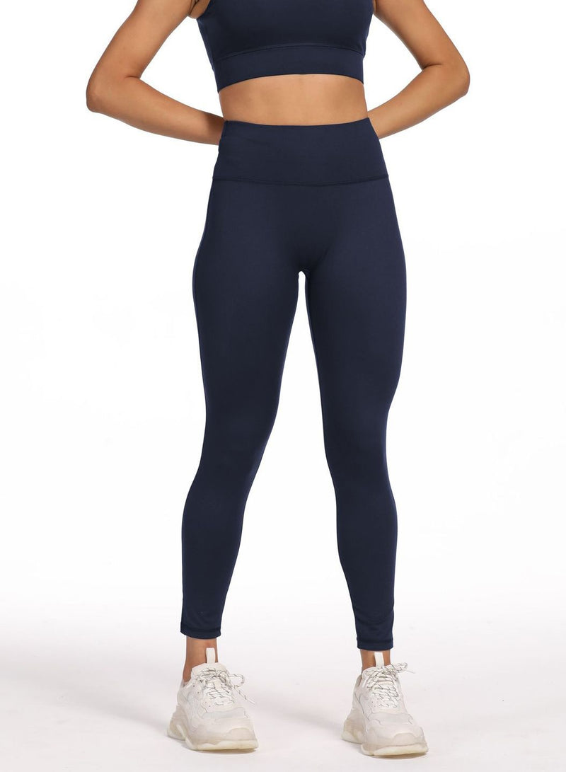 Squat Proof High Waist Women Fitness Running Legging-JustFittoo