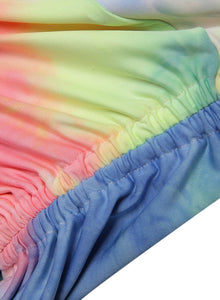 Tie-dyed Breathable Shorts