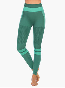 Squat Proof Runched Women Fitness Running Legging-JustFittoo