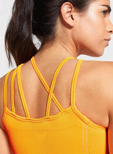 Breathable Special Back Design Sports Bra