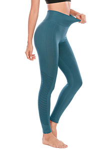 High Waist Seamless Workout Yoga Fitness Leggings-JustFittoo