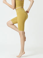 Load image into Gallery viewer, Women Workout Yoga Scrunch Butt Yoga Fifth Length Leggings