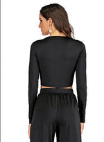 Load image into Gallery viewer, Women Casual Long Sleeve Yoga Top