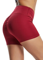 Load image into Gallery viewer, Solid Color Yoga Shorts for Women Workout