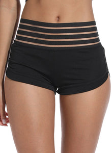 Butt Lifting Tummy Control Special Elastic Waistband Shorts