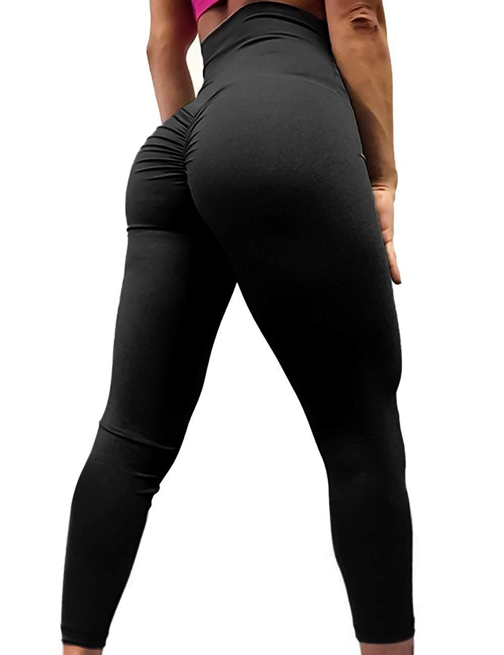 Fitness Form Fitting Yoga Lifting Pants-JustFittoo