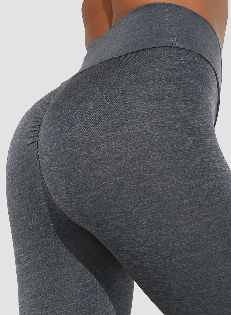 Seamless Scrunch Booty Soft Comfy Leggings