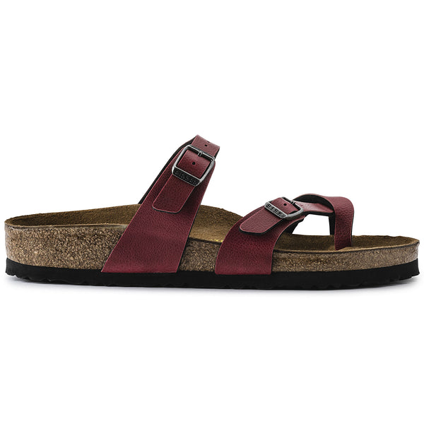 Birkenstock Mayari - Pull Up Bordeaux