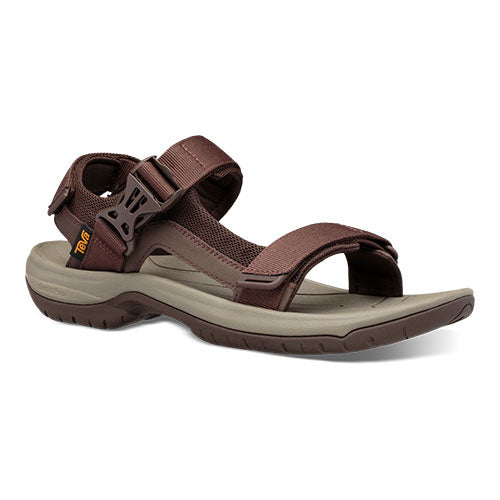 Teva Tanway Chocolate Brown - Mens