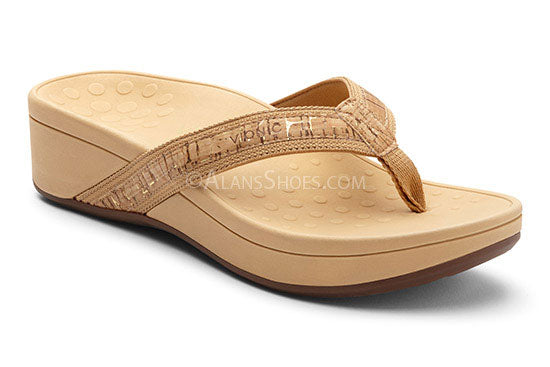 Vionic - Pacific HighTide Gold Cork