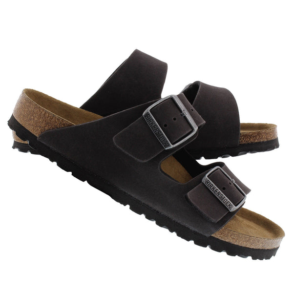 Birkenstock Arizona - Anthracite Vegan